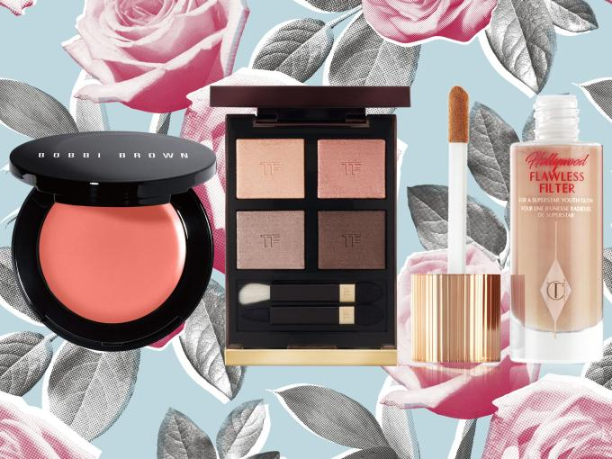 best wedding make-up products for the perfect natural bridal