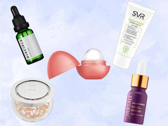 Avoid harsh products - mask