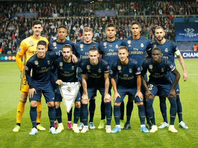 Uefa Champions League: PSG, Real Madrid and the very real ...