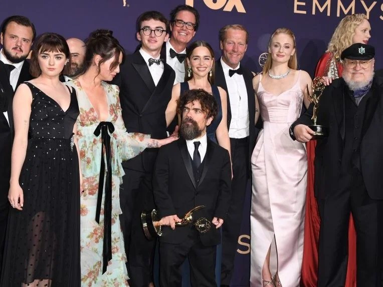 The Emmys proved that the Game of Thrones backlash was short-lived