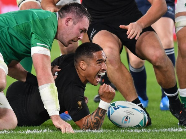 How superb Aaron Smith set the tempo for magnificent New Zealand win
