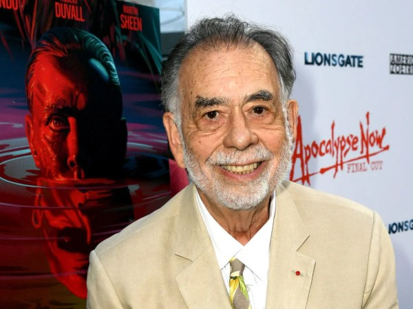 Godfather director Francis Ford Coppola calls Marvel movies