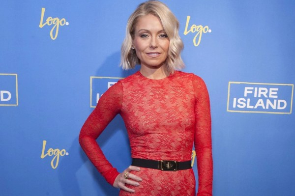 Kelly Ripa says son is experiencing