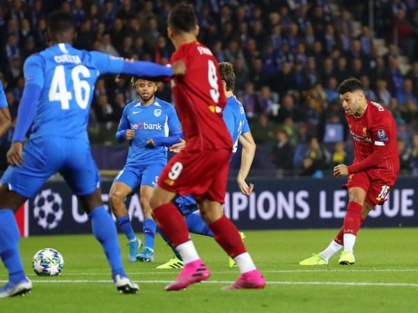 Genk vs Liverpool LIVE: Champions League latest updates