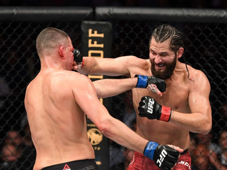 Unsuccessful last time out against Jorge Masvidal, fan favourite Nate Diaz is searching for his first win in three years   UFC 263   Pintsized Interests