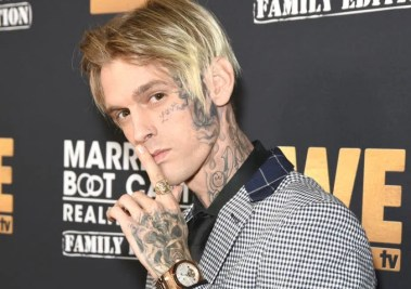 Image result for aaron carter today