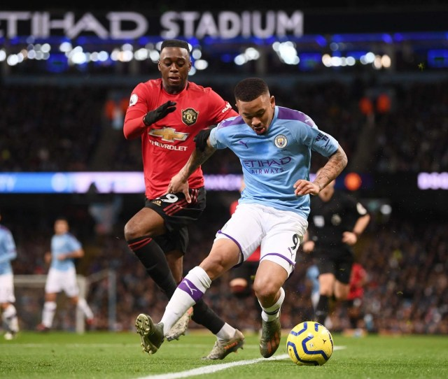Man City Vs Man Utd Live Result And Reaction From Premier League
