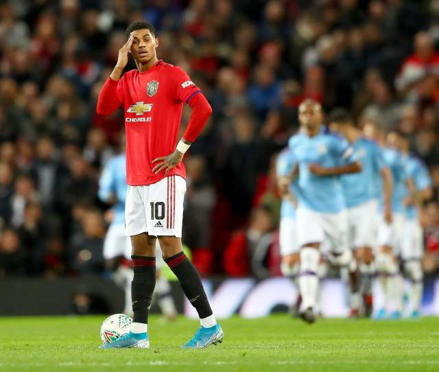 Manchester United Vs Man City Five Things We Learned The