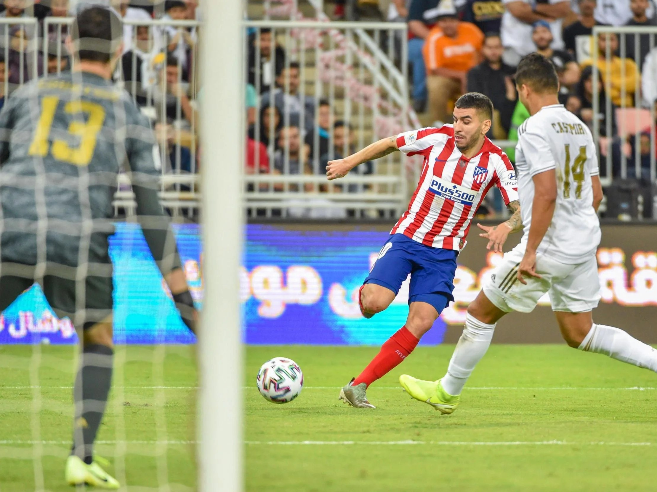 Real Madrid vs Atletico - Spanish Super Cup LIVE: latest results and updates