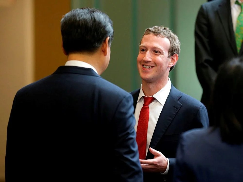 """Facebook translates Chinese President Xi Jinping's name into """"Mr S *** hole"""""""