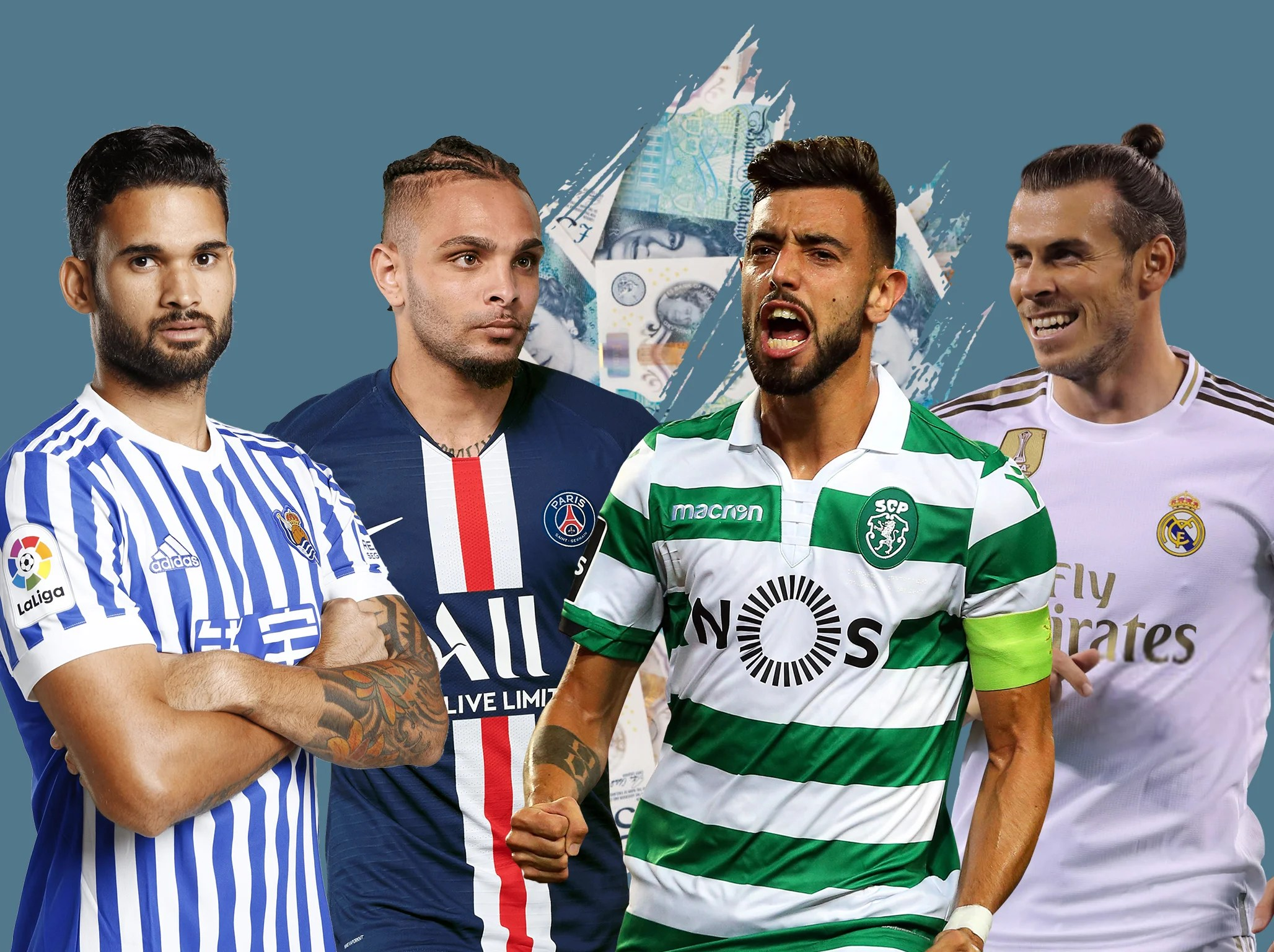 Transfer news LIVE: Man United's Bruno Fernandes deal stalled, Arsenal prepared for Pierre-Emerick Aubameyang's bid plus the latest Liverpool and Chelsea