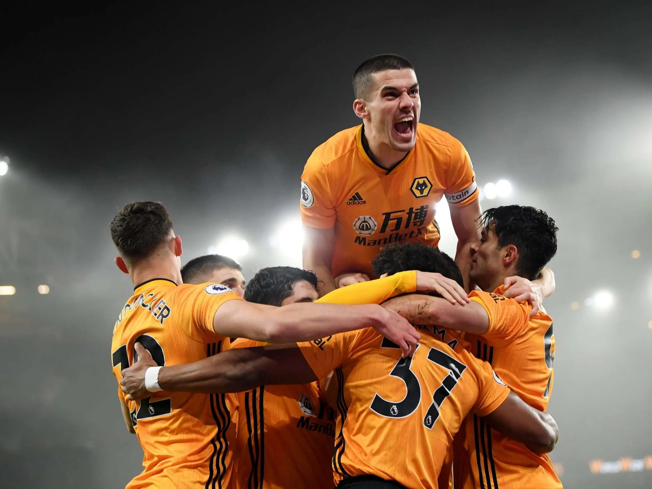 Wolves vs Liverpool: because wolves are all Champions League challengers