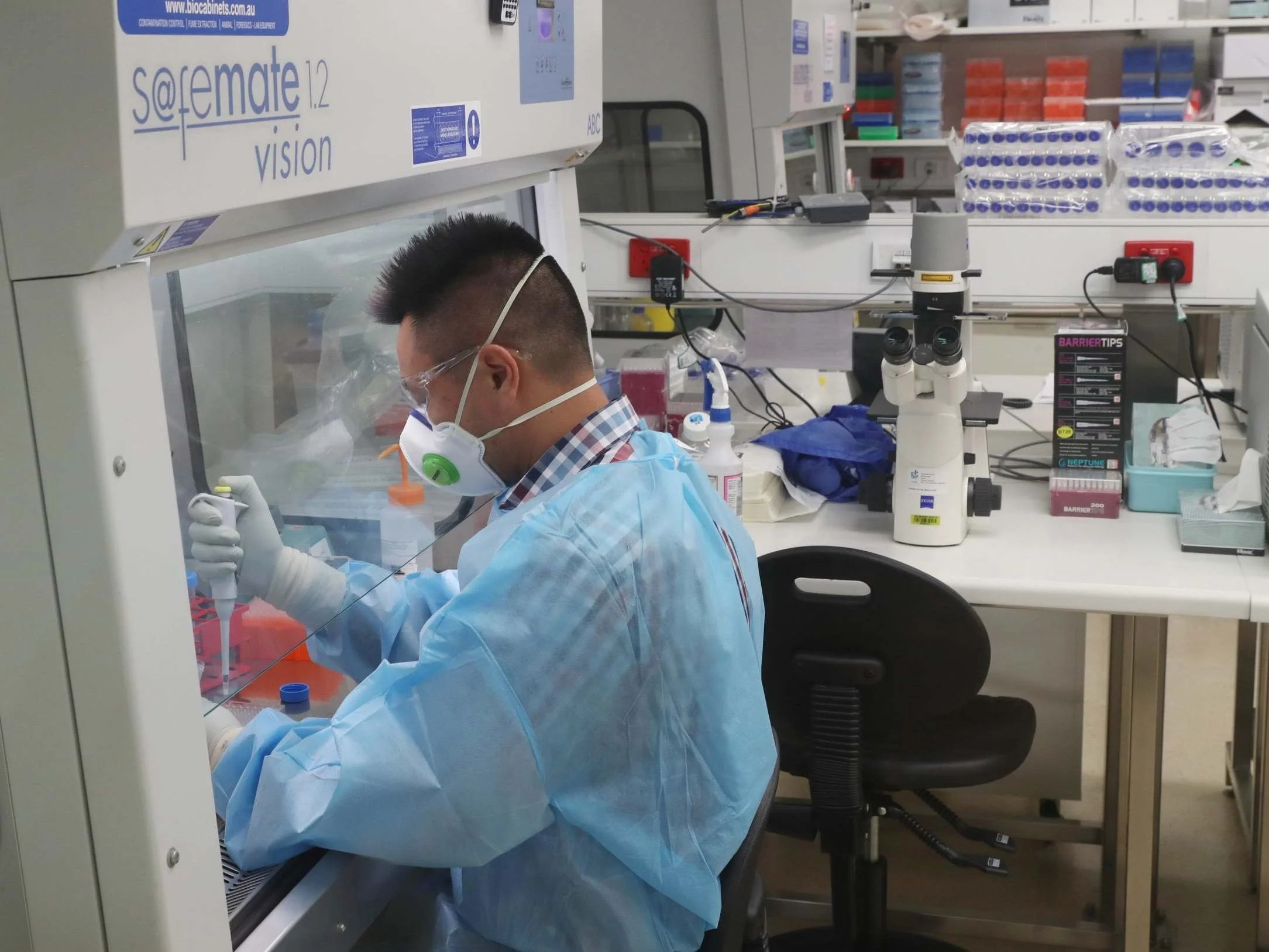 """Coronavirus: scientists """"overcome the first obstacle"""" towards the creation of the vaccine"""