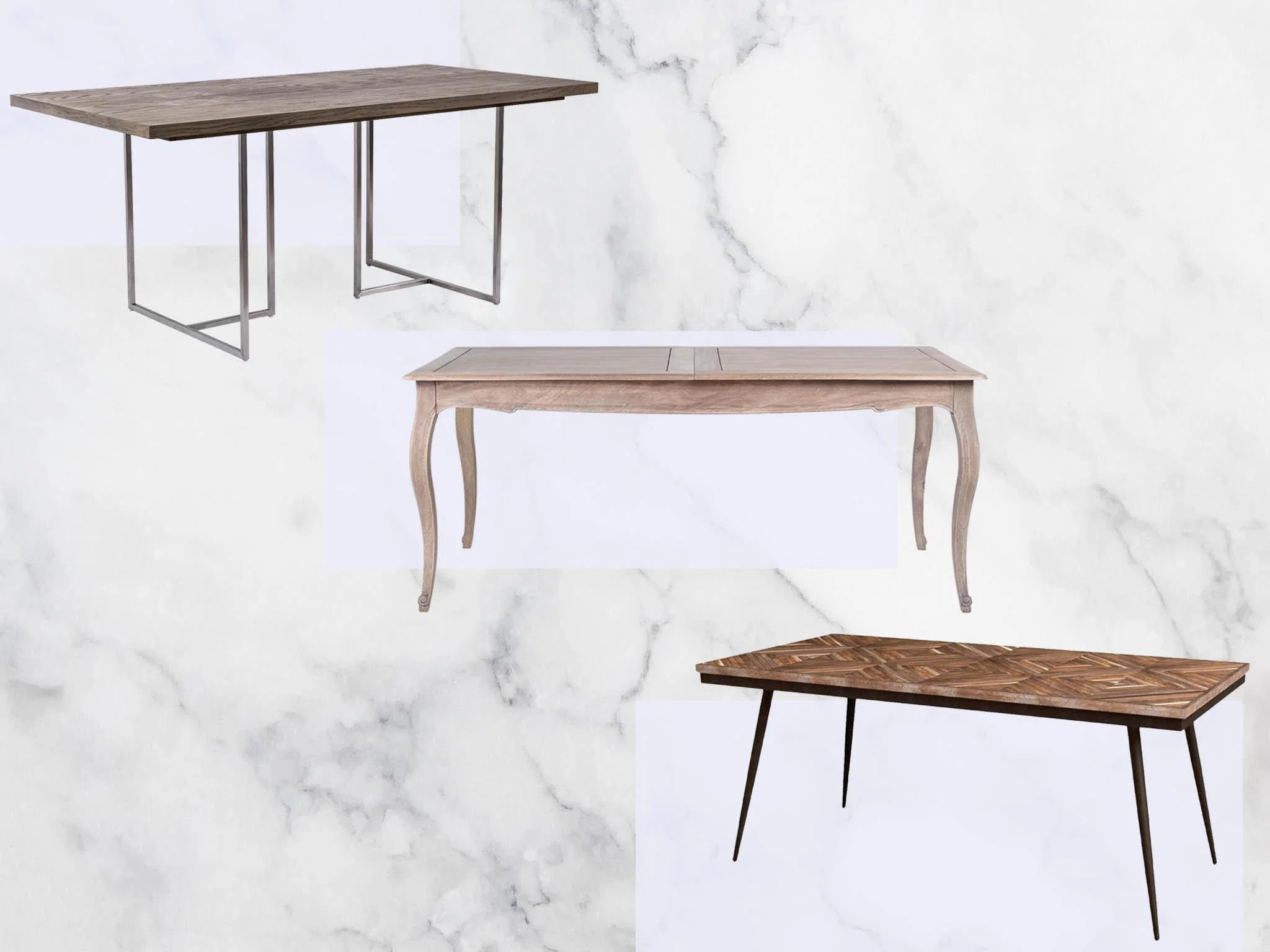 Best Dining Tables To Bring Everyone Together At Meal Times The Independent