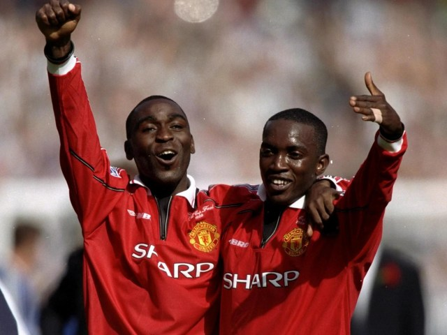 Manchester United: Gary Neville hails Andy Cole and Dwight Yorke as best  strike partnership in his time at Old Trafford | The Independent | The  Independent