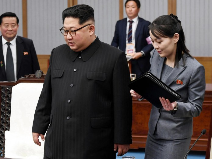 Kim Yo-jong: Who is North Korean leader Kim Jong-un's younger ...