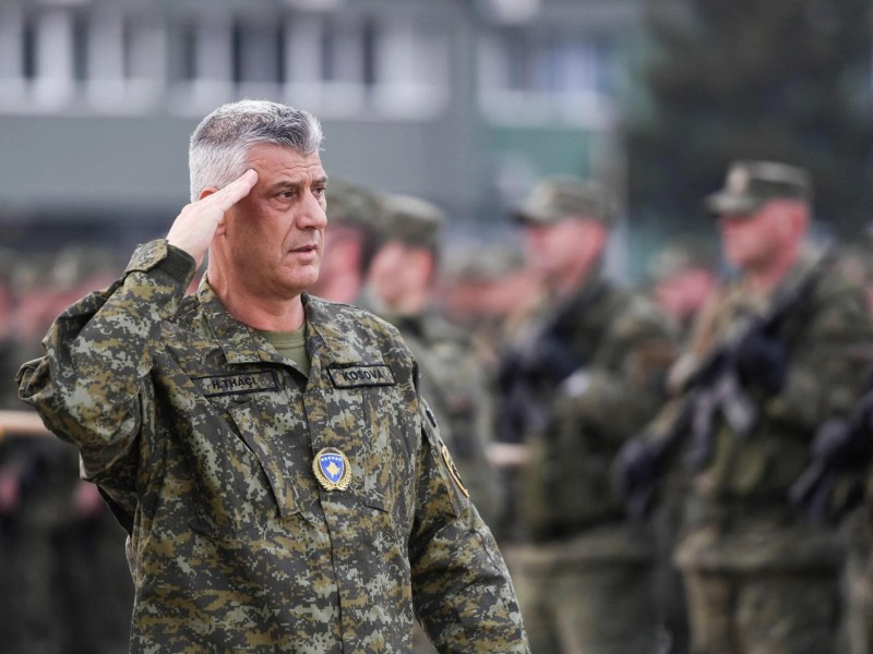 Kosovo president indicted for war crimes | Armenian American Reporter