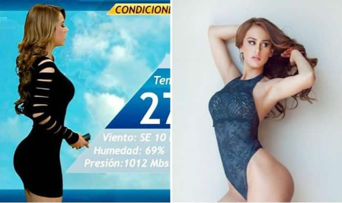 World's Sexiest Weather Girl Yanet Garcia is a New Internet Sensation; Check Out Her Hot Bikini Pictures   India.com