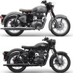 Royal Enfield Classic 350 Classic 500 New Color Variants Launched Price In India Starts At Inr 1 59 Lakh India Com