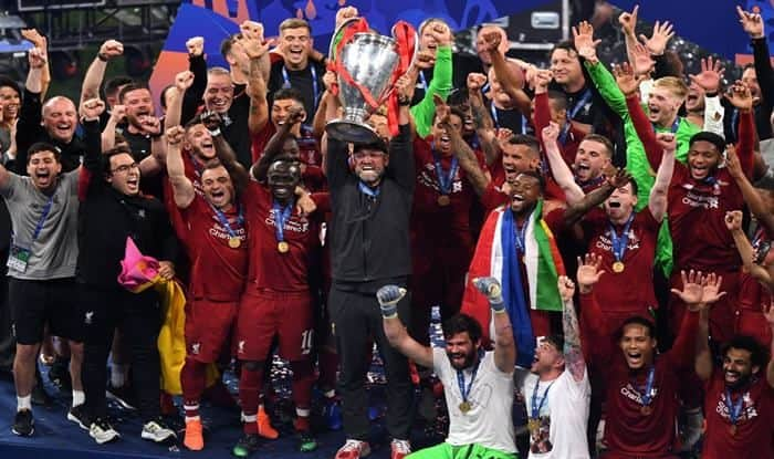 Liverpool Crowned as Six-Time Champions League Winners ...