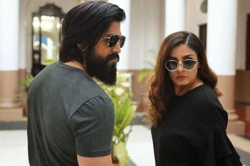 KGF Chapter 2: Raveena Tandon Says 'She is The Hero as Well as The Villian' in Yash Starrer Period Drama Film 2