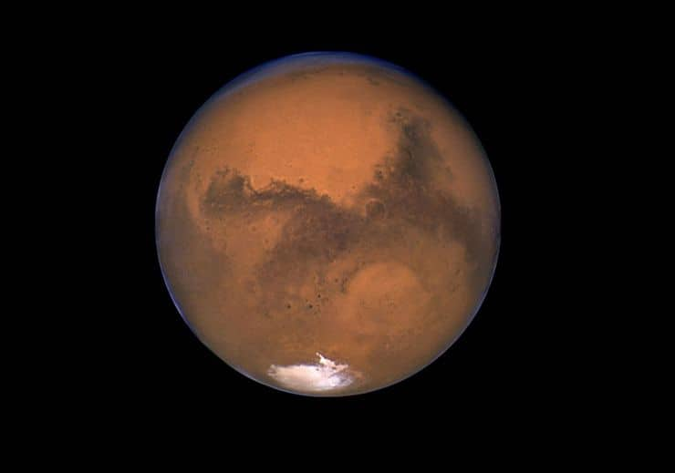 New System Developed by Team of Scientists Can Extract Oxygen, Fuel from Salty Water on Mars