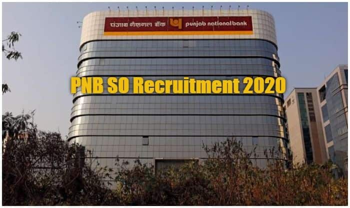 PNB SO Results 2020 Declared at pnbindia.in
