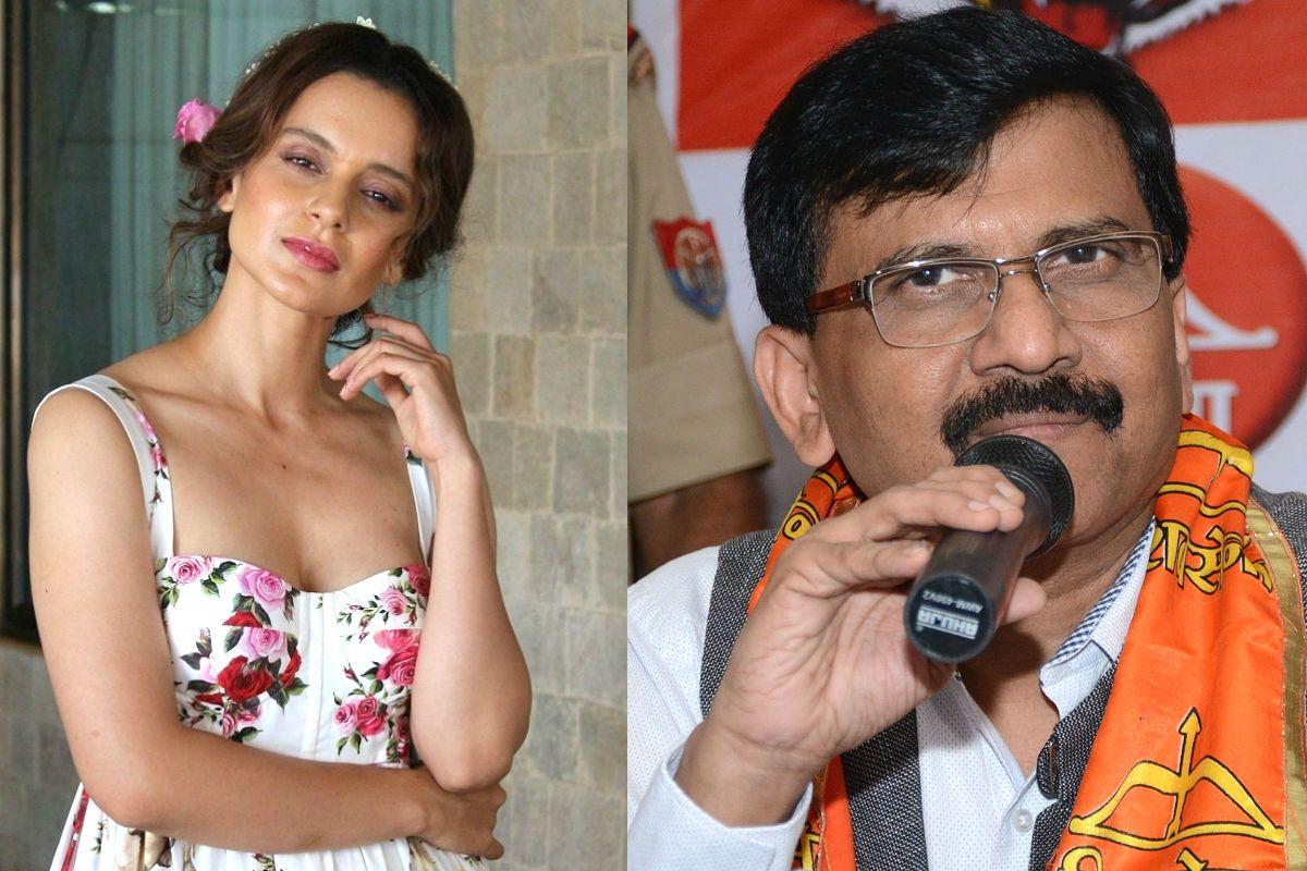 Sanjay Raut Reacts To Kangana Ranaut's Demolition Case Verdict: She Called Mumbai Police Mafia And Maha PoK