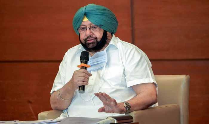 Punjab CM Amarinder Singh Urges Centre to Postpone Exams