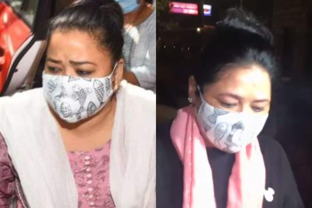 Bharti Singh Arrested: Comedian Will Be Taken For Medical Test on Sunday, Family Members Snapped Outside NCB Office,