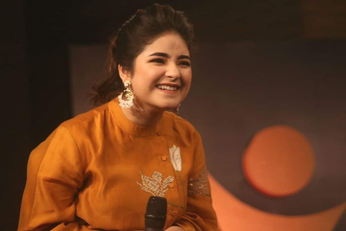 Zaira Wasim is Back to Request Fans to Help Her 'Start a New Chapter in Life'