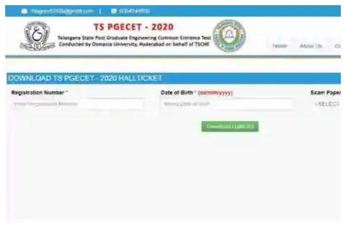 TS PGECET 2020 Counselling Final Round Begins, Check At pgecet.tsche.ac.in