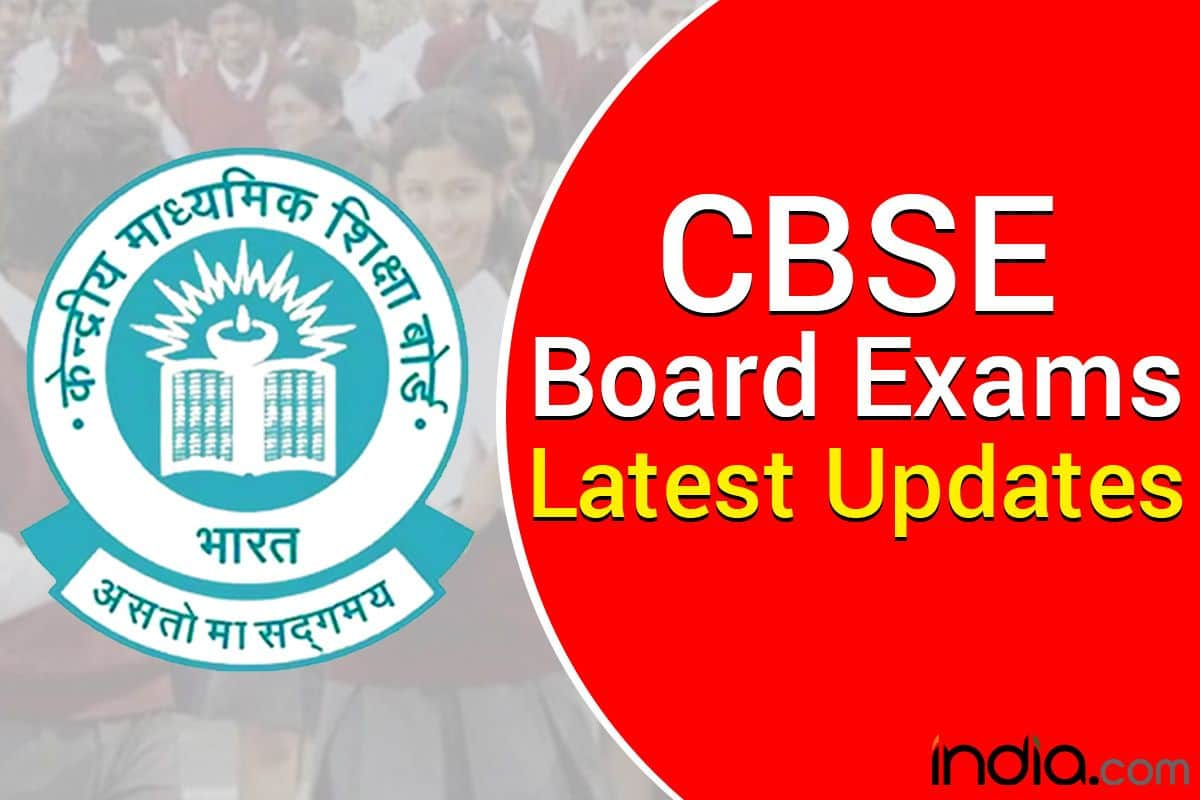 CBSE Class 10, 12 Board Exams 2021 Latest Updates: Govt Reduces Burden of Students