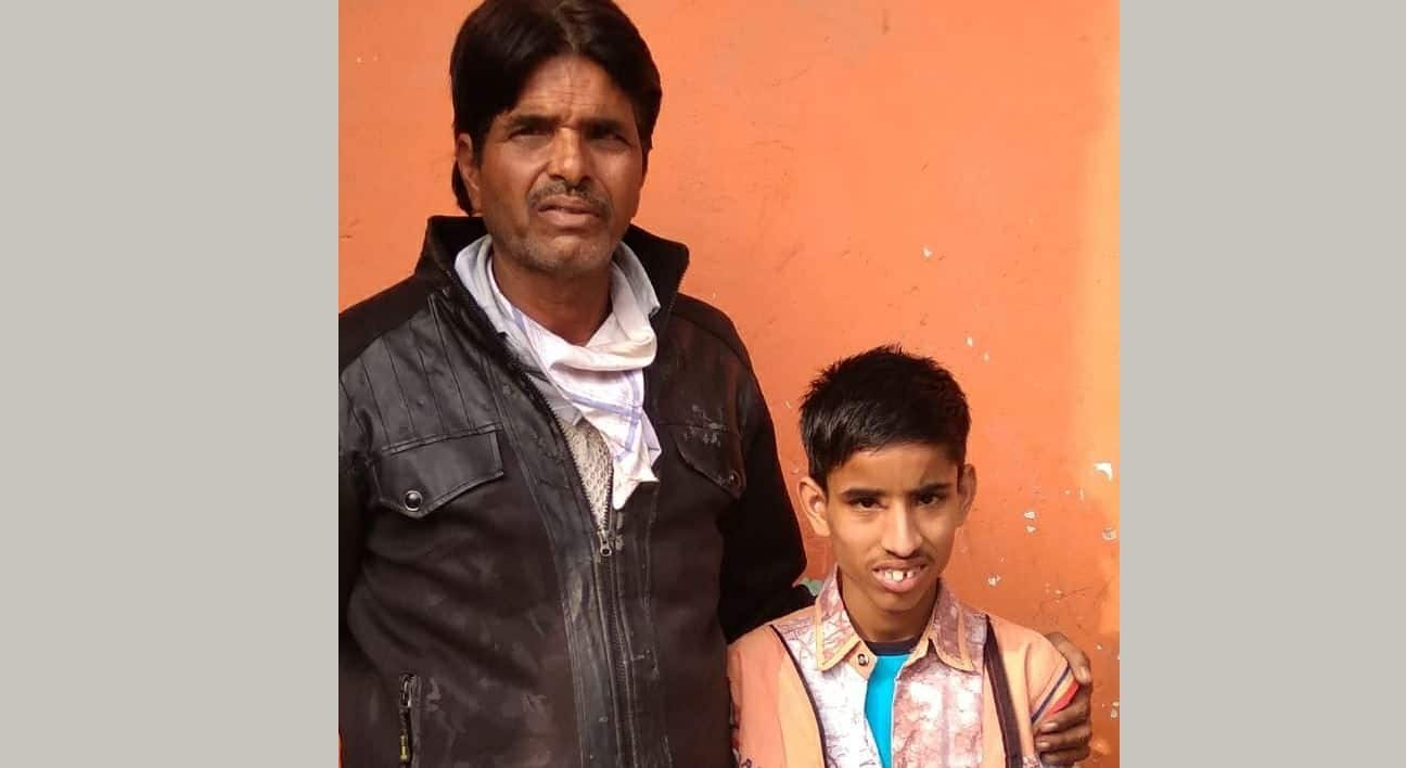 Missing Boy Re-united With Family After 10 Years With Help of Face Recognition Tool DARPAN
