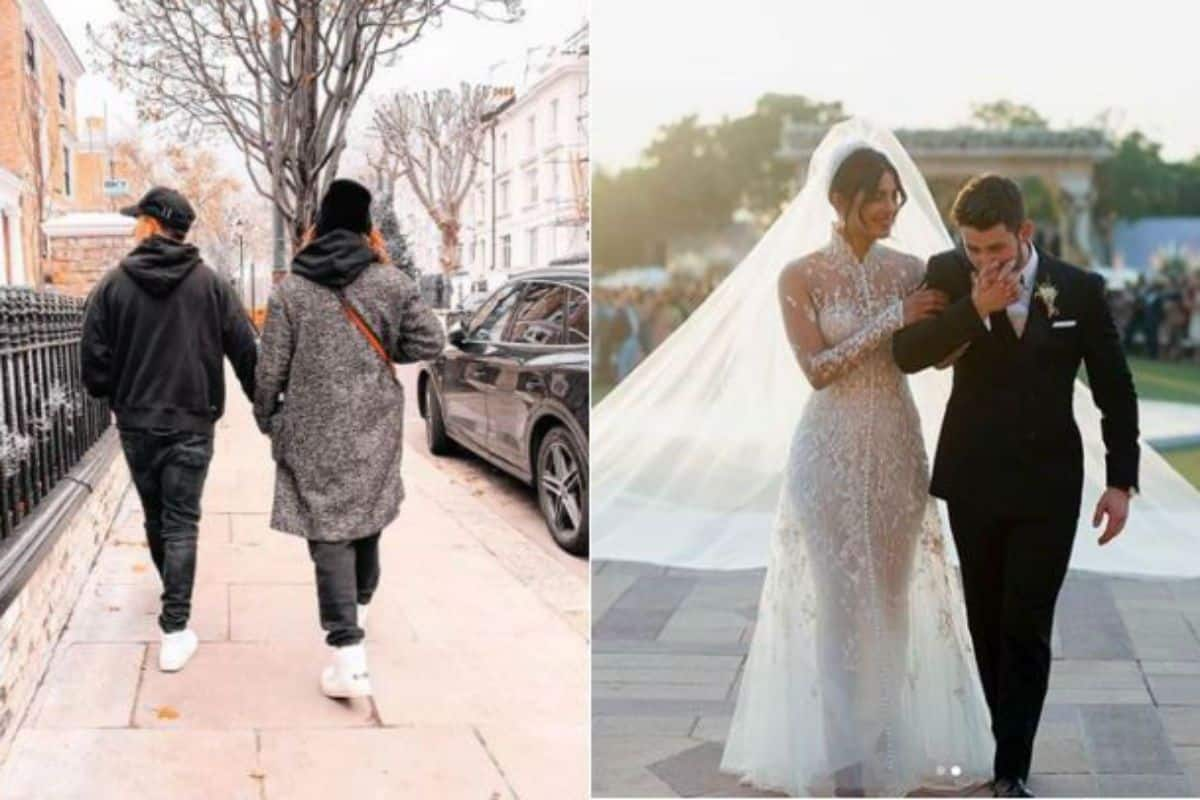 Nick Jonas-Priyanka Chopra's Romantic Posts on Second Wedding Anniversary For Each Other