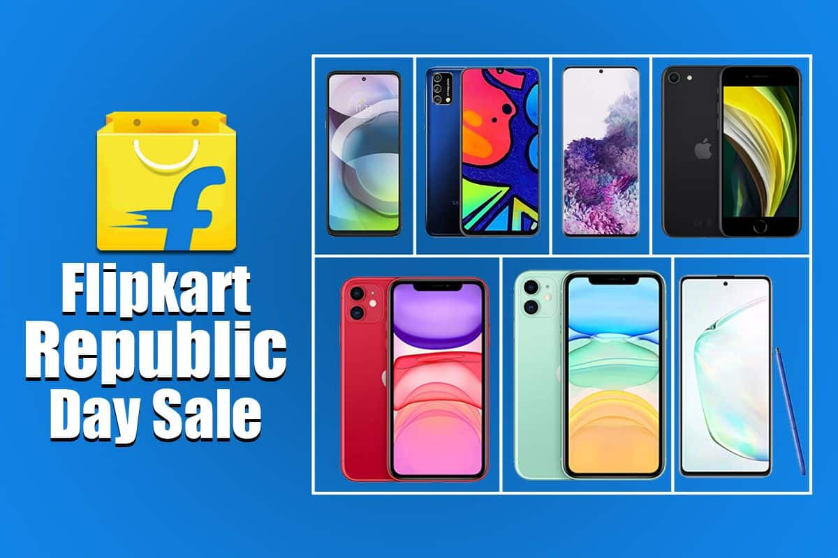 Best Online Deals, Discounts on iPhone XR, Samsung Galaxy S20, Motorola One Fusion Plus