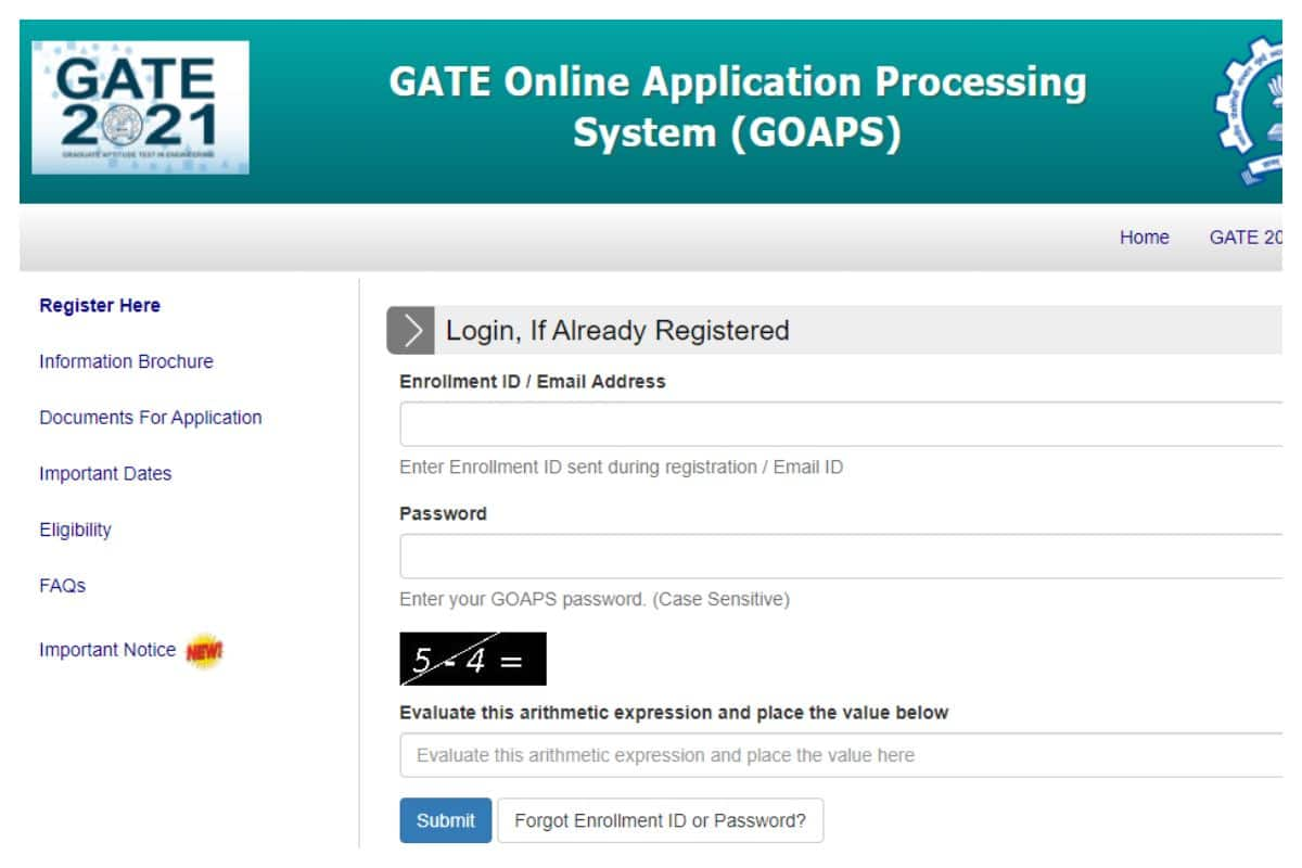 GATE Admit Card 2021 Download BEGINS Tomorrow at appsgate.iitb.ac.in, Check Important Details Here