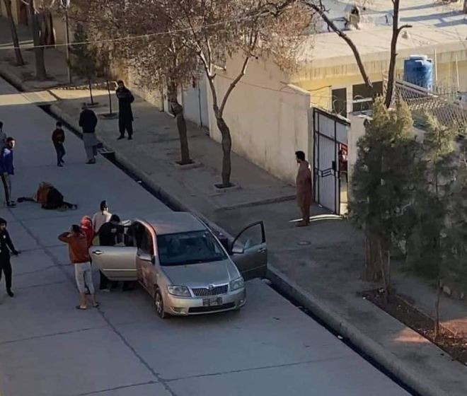 Two Afghan Women Supreme Court Judges Shot Dead in Kabul