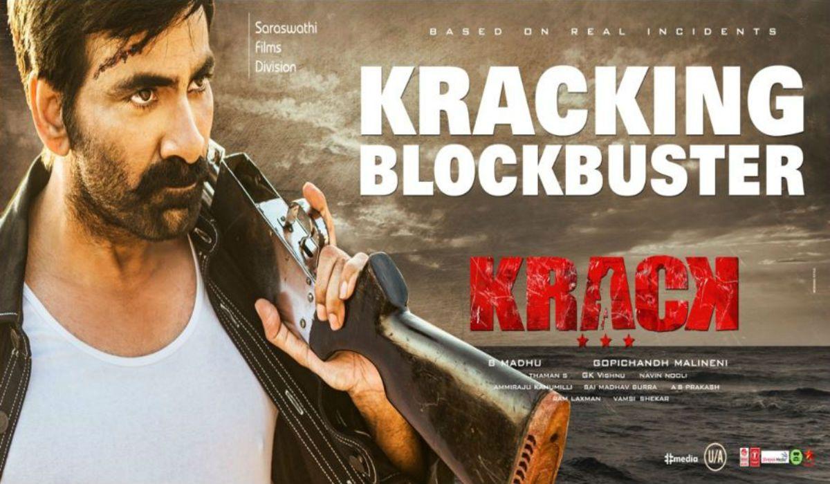 Ravi Teja's Blockbuster Film Crosses Rs 31 crore in Telugu States