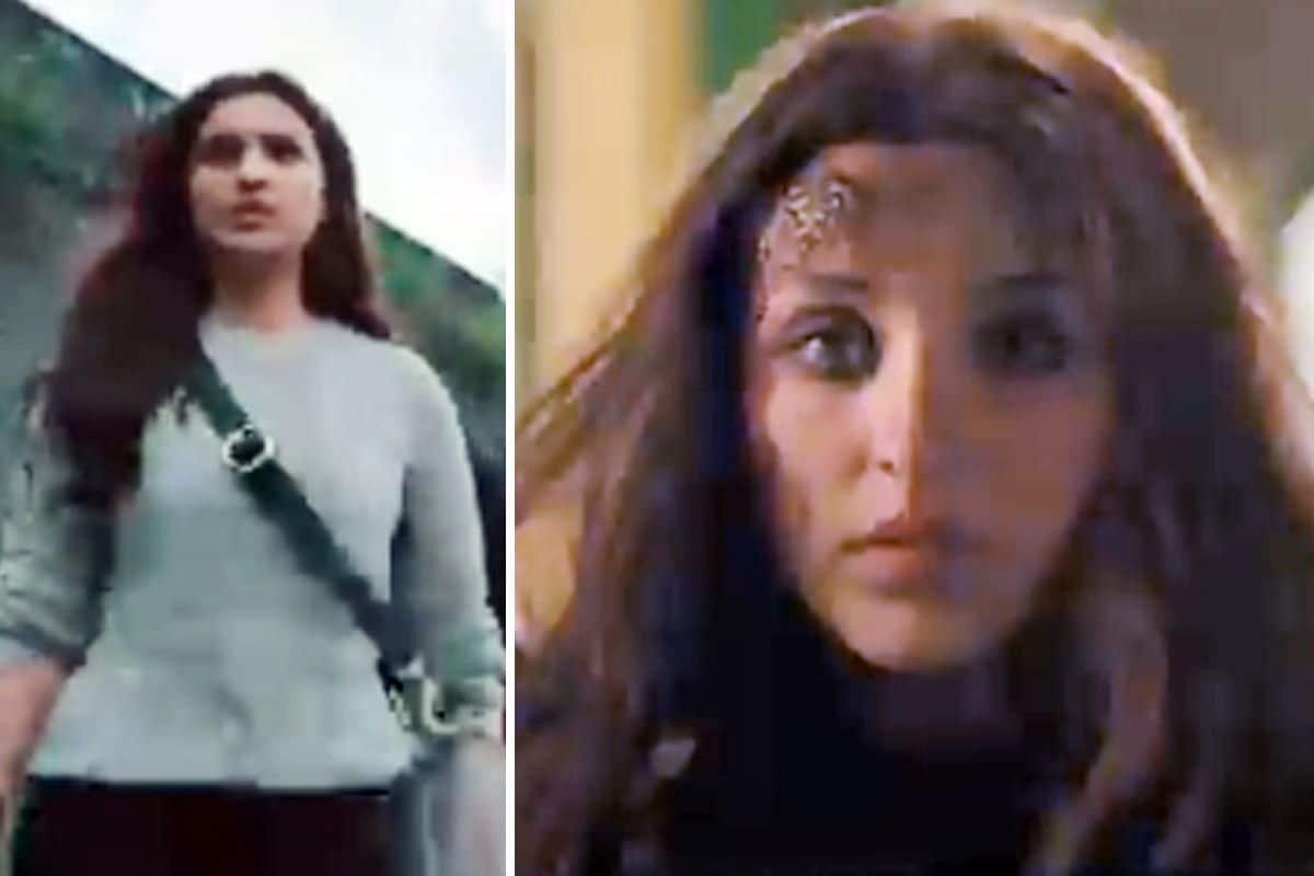 Parineeti Chopra Tries To Escape Entangled Murder Mystery