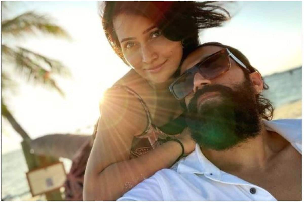 KGF 2 actor Yash And Wife Radhika Pandit Are Vacationing in Tropical Island of Maldives- See Pics