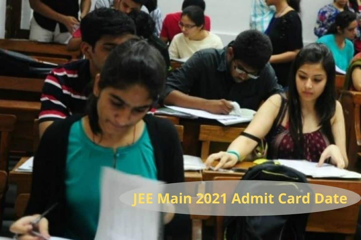 JEE Main April 2021 Admit Card Likely To Be Released Soon At jeemain.nta.nic.in | Details Here