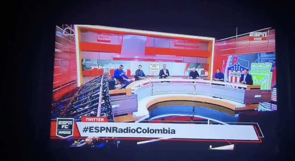 Shocking Accident Caught On Air: ESPN Journalist Crushed After Studio Set Falls On Him
