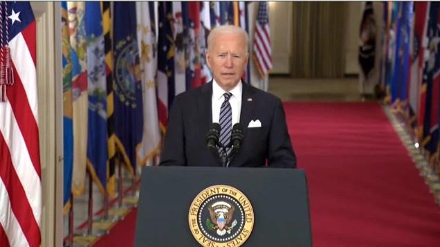 Joe Biden Presses Netanyahu For 'Significant De-Escalation' of Tension With Palestine