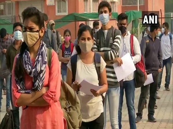Maharashtra Public Service Commission Prelim Exam Held Amid COVID-19 Restrictions