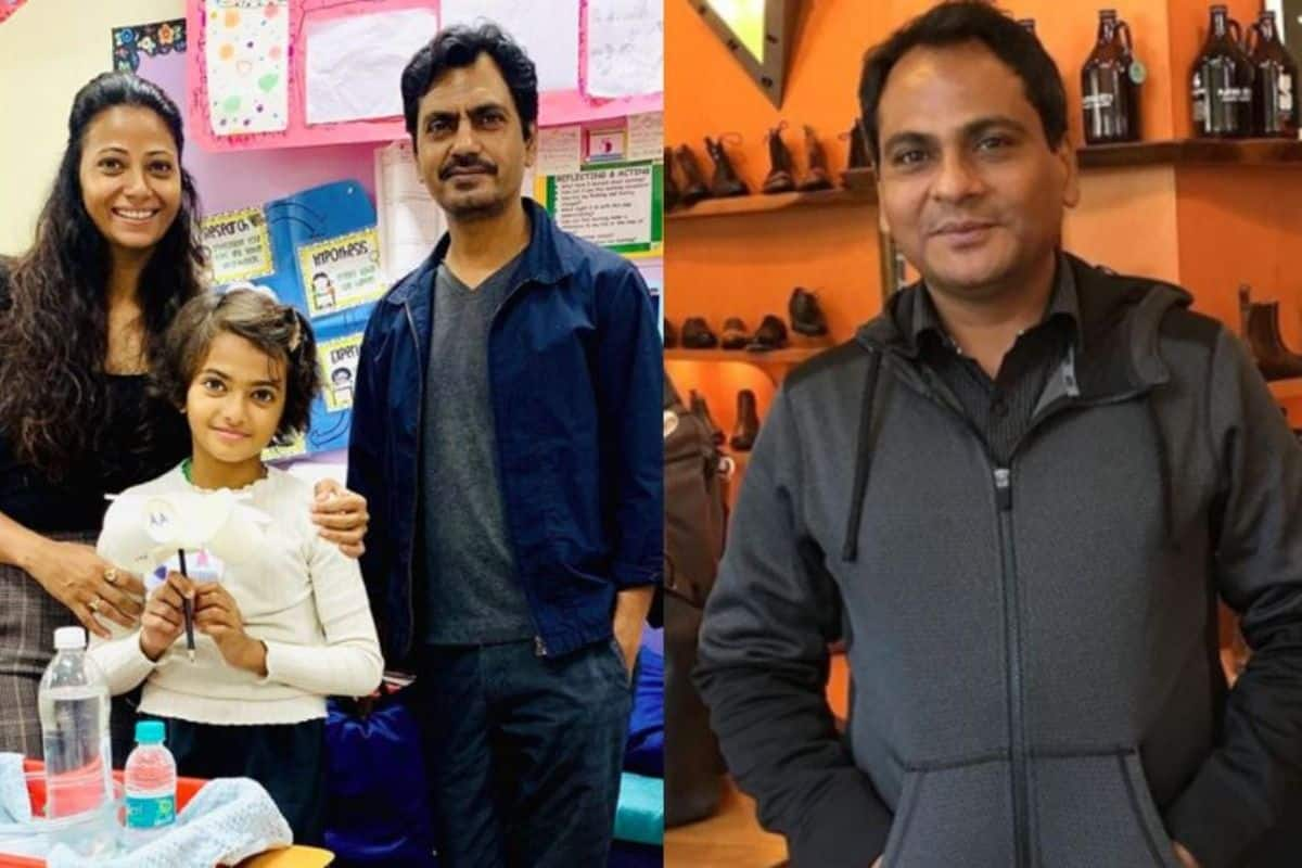 Aaliya Siddiqui Plays Holi With Nawazuddin Siddiqui's Brother Shamas After Accusing Him of Harassment