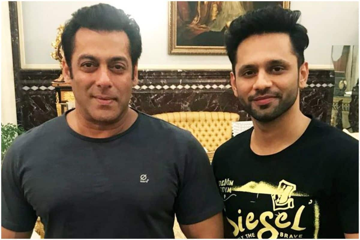 Rahul Vaidya to Sing For Salman Khan in Radhe: Your Most Wanted Bhai