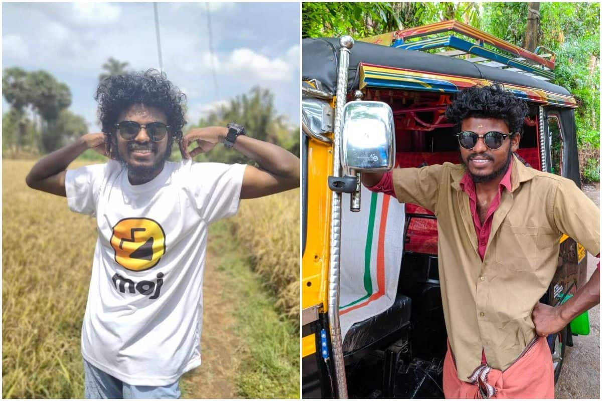 Meet Sajith Sivan, a Rickshaw Driver-Turned-Actor For Malayalam Director Jibu Jacob