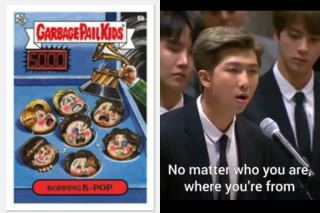 All About BTS Cartoon Controversy as Fans Recall Kim Speaking Against Racism