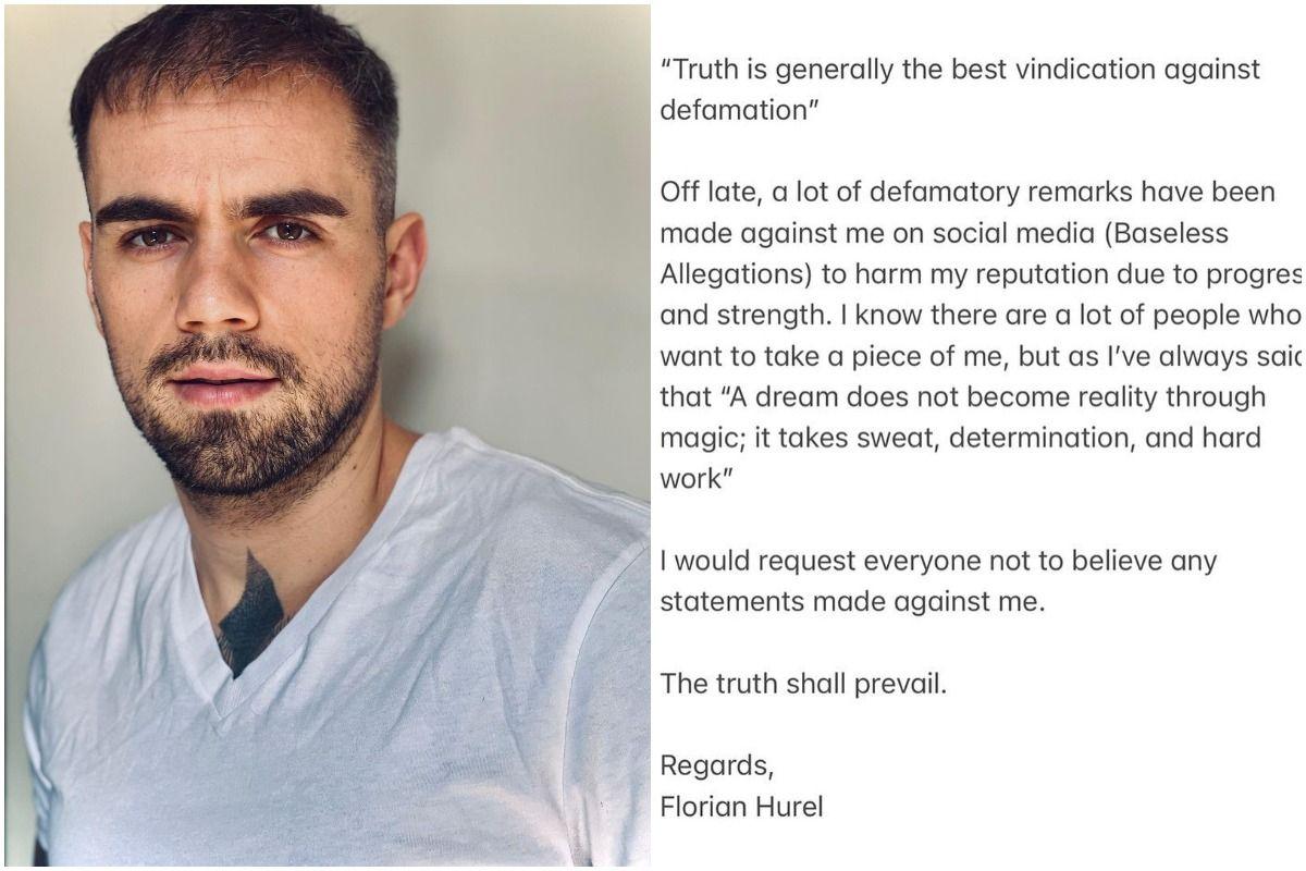 Sara Ali Khan's Make-up Artist Florian Hurel Denies Sexual Abuse Allegations, Calls them 'Baseless'